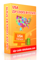 zip codes by state